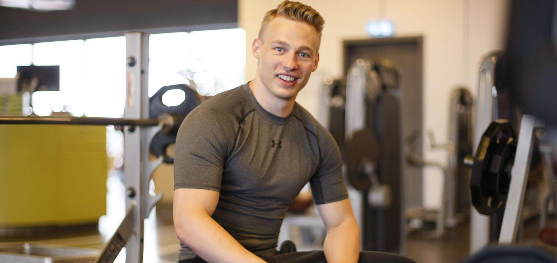 Personal Trainer Jannik Schoening Slider gross
