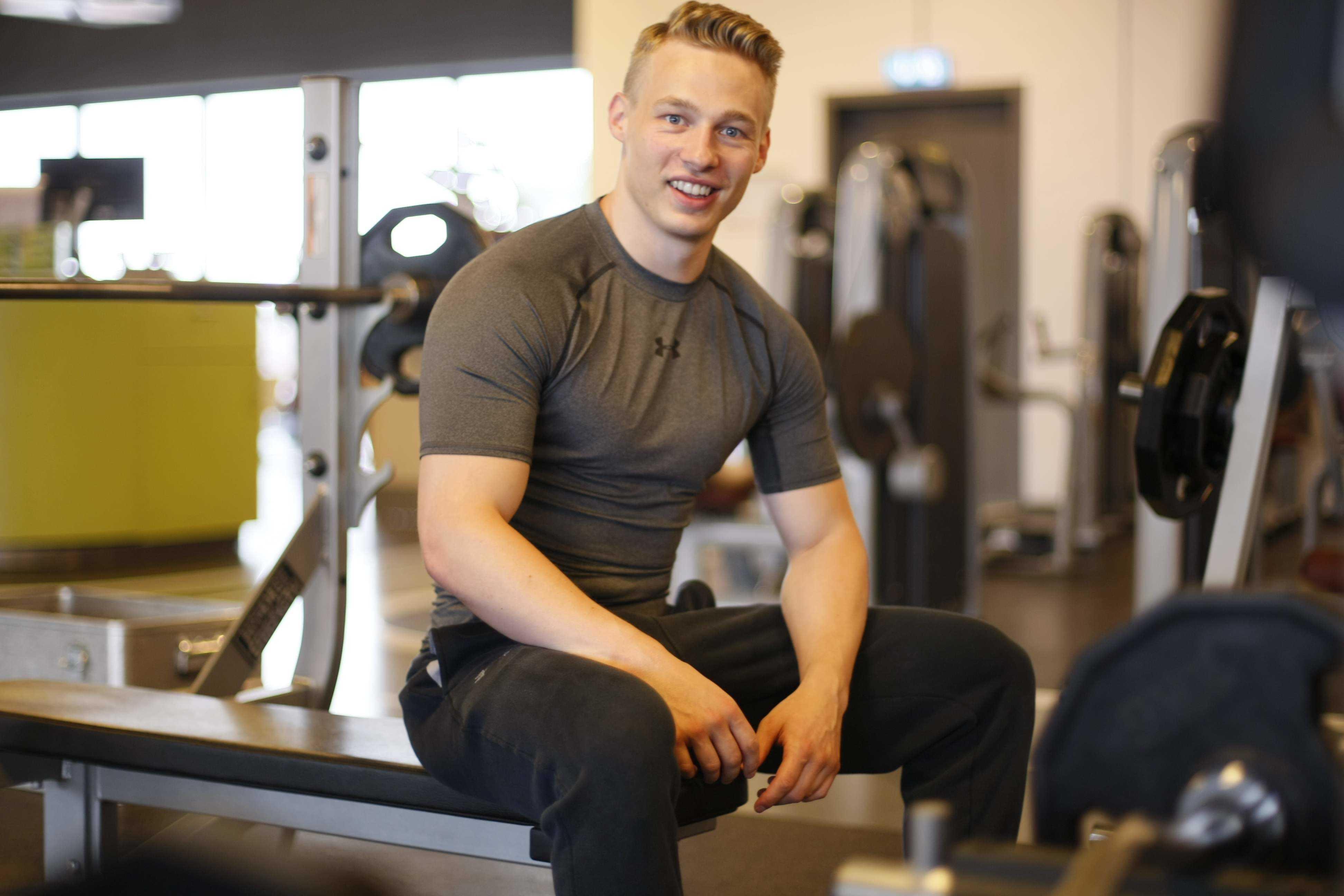 Personal Trainer Jannik Schöning