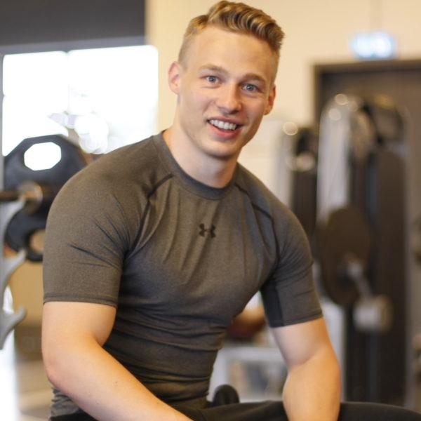Personal Trainer Hamburg Jannik Schoening